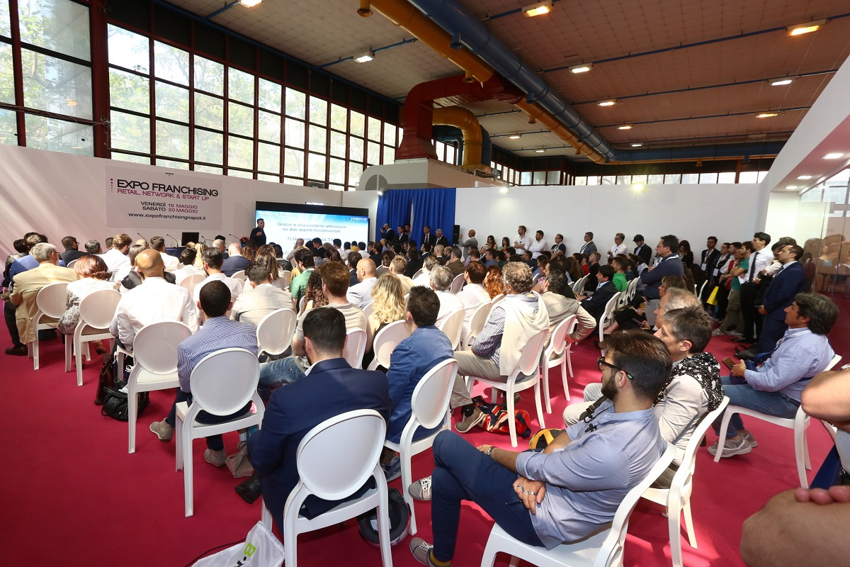 expo franchising napoli 2018
