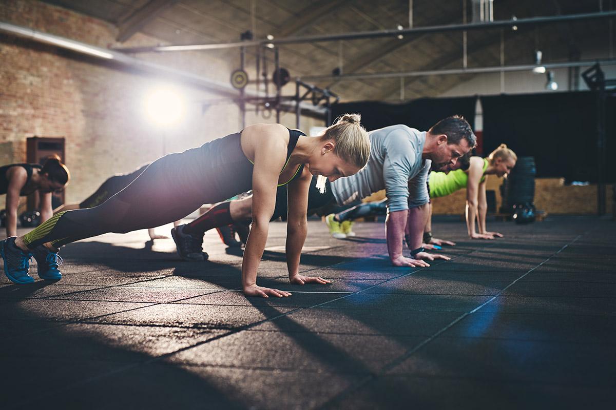 allenamenti in palestra per dimagrire